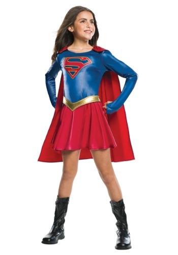 Disfraz de Supergirl TV para niñas