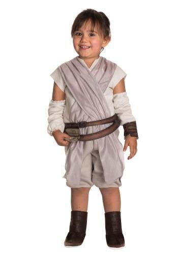 Disfraz de Star Wars The Force Awakens para niño pequeño Rey