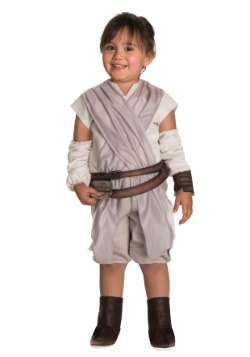 Disfraz de Star Wars The Force Awakens para niño pequeño Rey