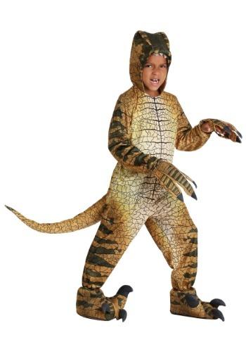 Disfraz infantil de Velociraptor