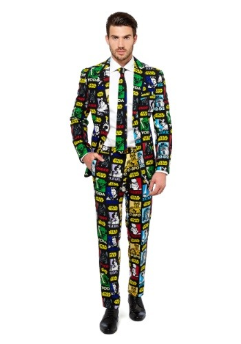 Hombre Star Wars Strong Force Opposuit