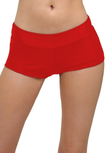 Pantalones ajustados rojos deluxe