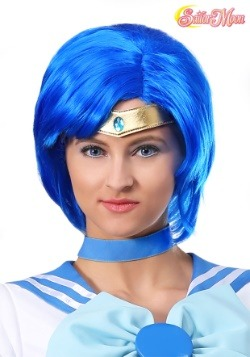 Peluca Sailor Moon Sailor Mercury