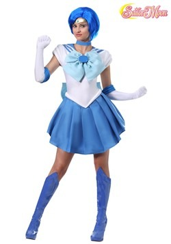Disfraz de Sailor Mercury