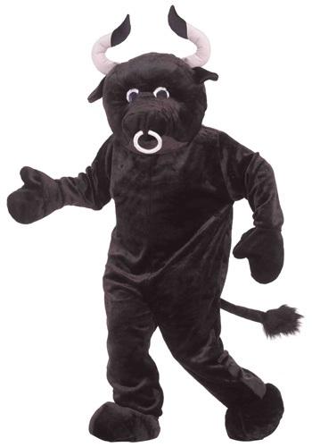 Disfraz de mascota toro