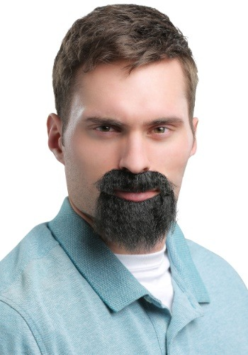 Barba estilo bowler