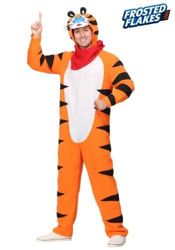 Disfraz del tigre Toño de Zucaritas para hombre