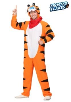 Disfraz del tigre Toño de Zucaritas para hombre talla extra