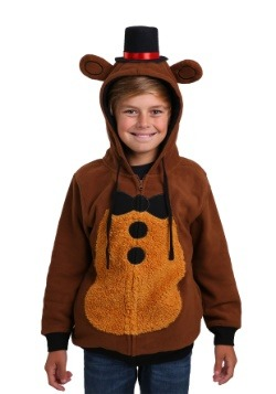 Five Nights at Freddys Kids Hoodie