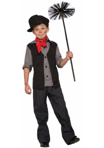 Disfraz de chimenea para niños