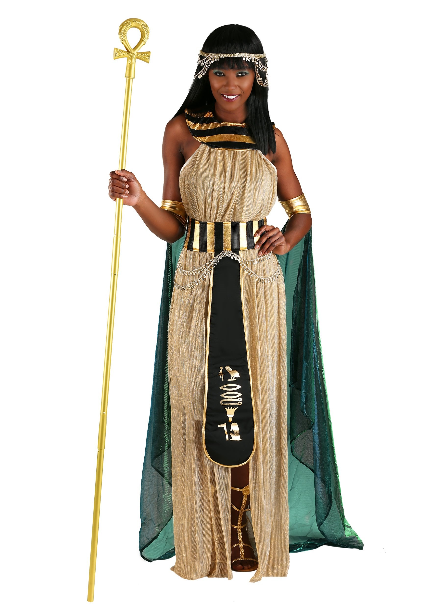 23fc5884ef Disfraz de Cleopatra Todo Poderosa para mujer
