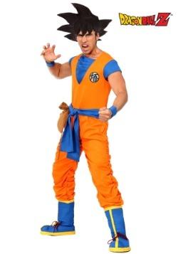 Disfraz de Goku de Dragon Ball Z auténtico para hombre