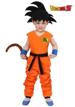 Disfraz de Dragon Ball para niño pequeño Goku