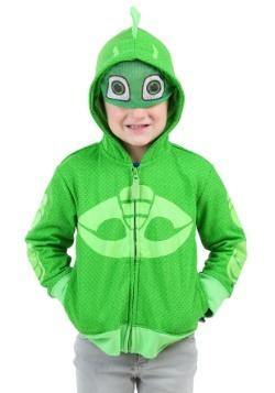 PJ Masks Gekko niño pequeño traje sudadera con capucha