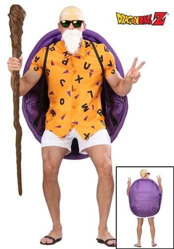 Disfraz de Dragon Ball Z Master Roshi para hombre