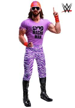 WWE Adulto Macho Man Madness Costume Update