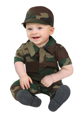 Soldado de Infantería Infantil