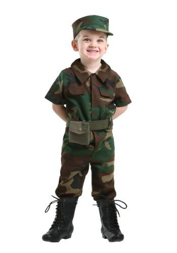 Niño soldado de infantería
