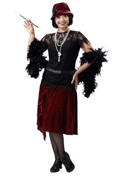 Toe Tappin Flapper talla grande traje de mujer
