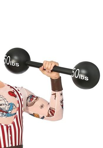Peso de 50lbs Strongman Barbell
