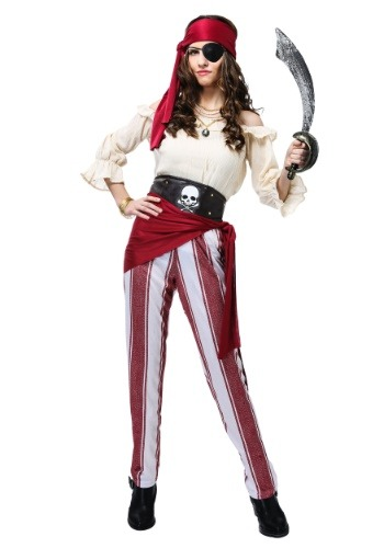Deckhand Darling Womens Plus Size Costume
