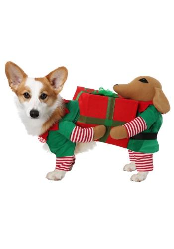 Disfraz de perro de ayudante de Santa
