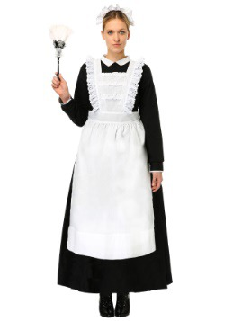 Disfraz de mujer tradicional de criada