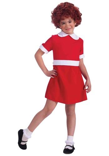 Disfraz intantil de Annie