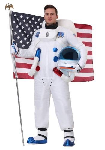 Disfraz de astronauta auténtico para hombre