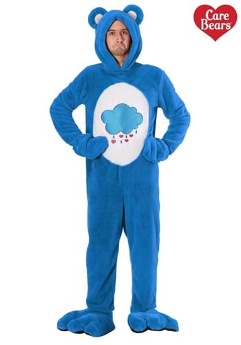 Care Bears Deluxe Grumpy Bear Disfraz de Adulto