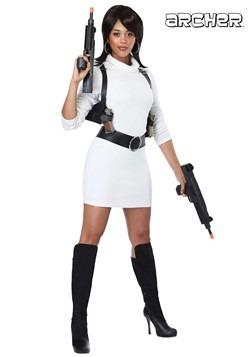 Disfraz de la arquera Lana Kane para mujer