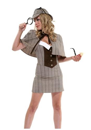 Disfraz de detective sexy