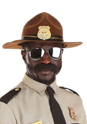 Kit de bigote y Lentes de sol de Super Troopers para adulto