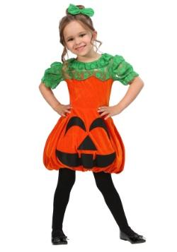 Disfraz de calabaza bonita para niños pequeños