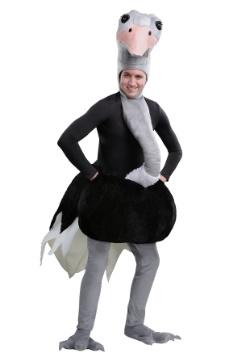 Disfraz de avestruz para adulto
