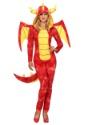 Dazzling Dragon Disfraz de mujer