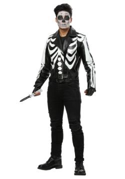Disfraz de Moto Skeleton para hombre