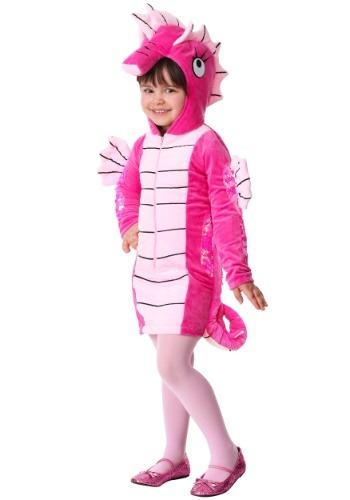 Disfraz de Seahorse de niña pequeña