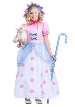 Disfraz de Little Bo Peep para niña
