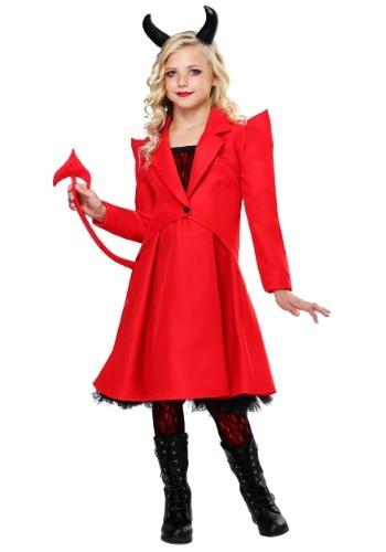 Disfraz Devilish Diva Girls