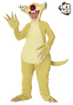 Disfraz de Sid el perezoso de La era del hielo