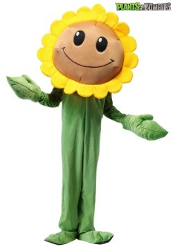 Plantas vs. Zombies Kids Sunflower Costume