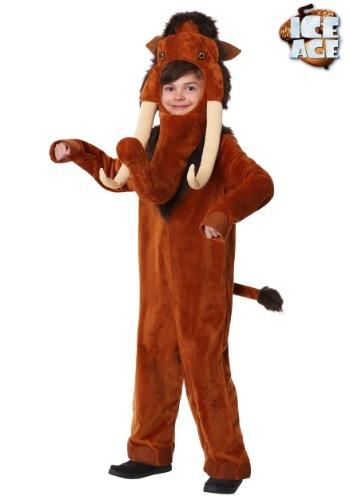 Disfraz de Manny the Mammoth Childrens