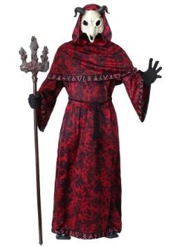 Disfraz de demonio adulto