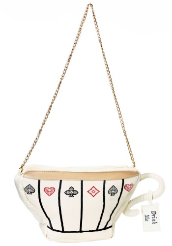 Women 's Tea Cup Purse
