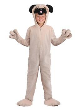 Disfraz de Pug para niños