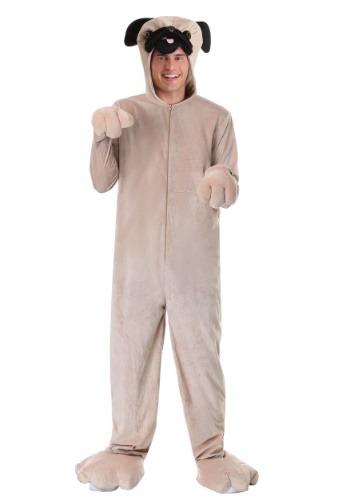 Disfraz de pug para adulto