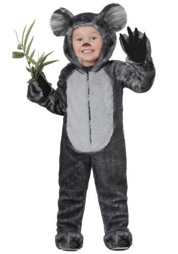 Disfraz de oso koala para niños pequeños