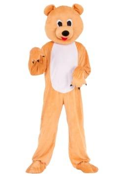 Mascota del oso del niño