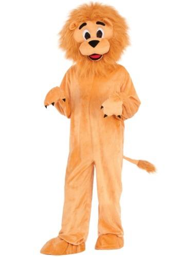 Disfraz de mascota león niño